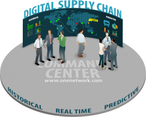The Digital Supply Chain - complete end-to-end visibility and collaboration.