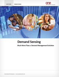 Demand Sensing in Supply Chain
