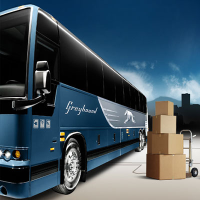 Greyhound Package Express - affordable same day delivery