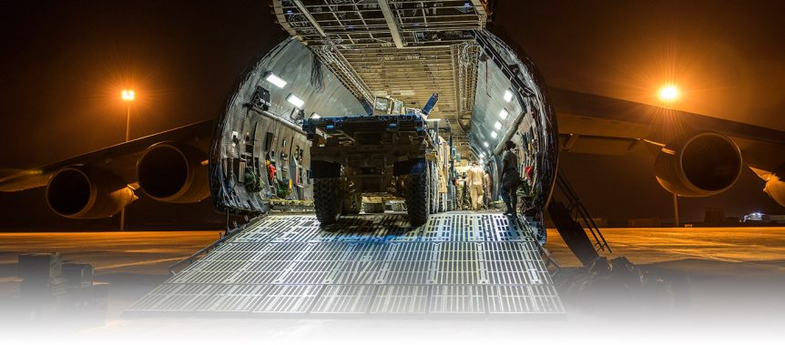 Supply Chain Solutions for Defense