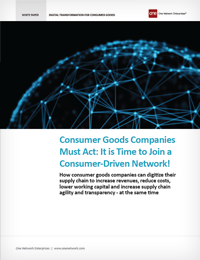 Digital Transformation for Consumer Goods Companies