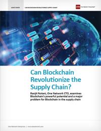 Can Blockchain Revolutionize the Supply Chain?