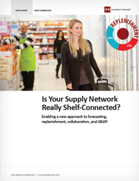 Shelf-Connected Supply Chain