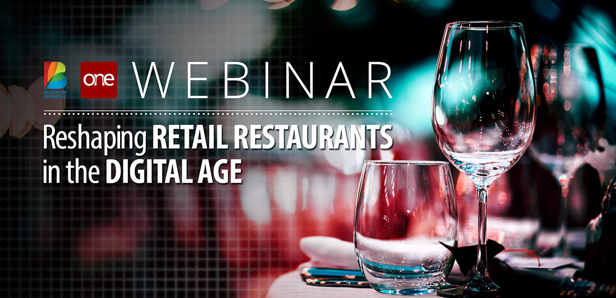 Reshaping Retail Restaurants in the Digital Age