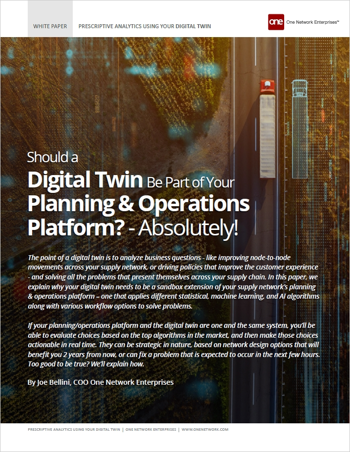 Digital Twins and Your Platform