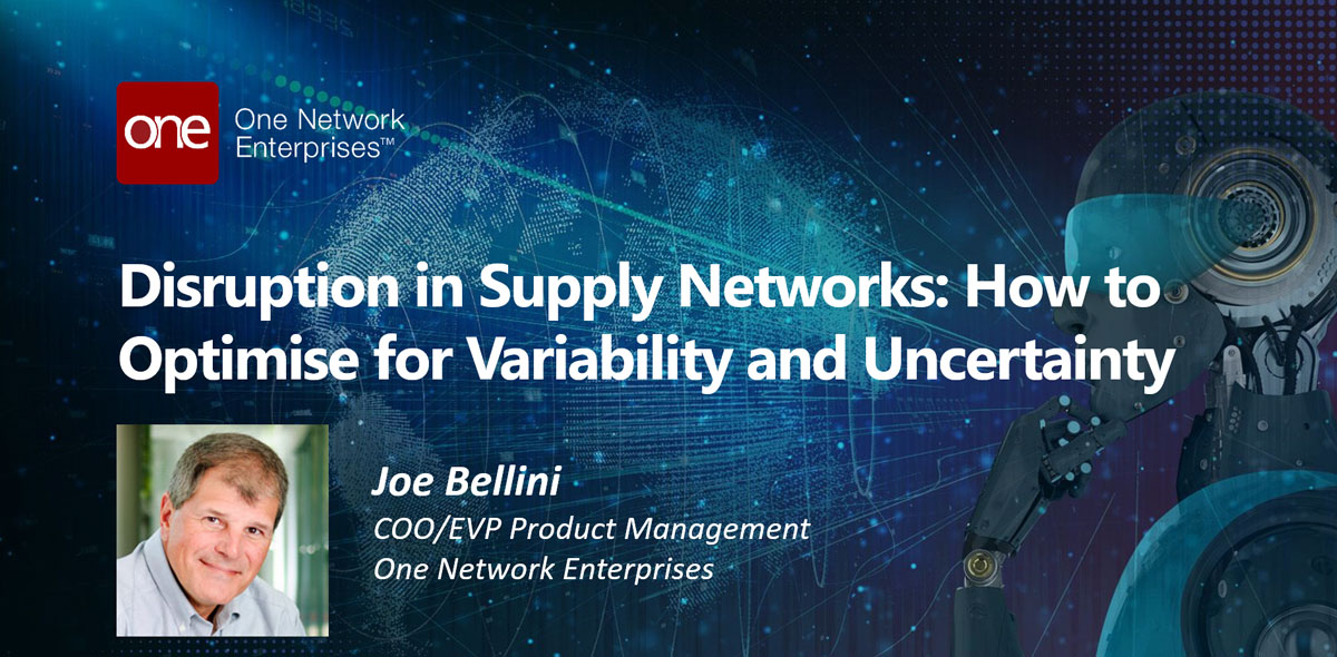 Disruption in Supply Networks: Optimizing for Variability and Uncertainty