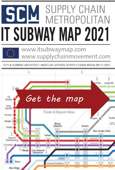 Register to download the IT Subway Map