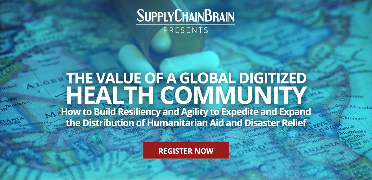 Webinar: Value of a Global Digitized Health Community