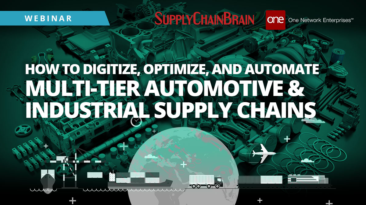 Webinar: How to Deploy a Digital Supply Chain Network for Accelerated Value